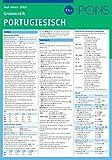 PONS Grammatik Portugiesisch auf einen Blick: kompakte Übersicht, Grammatikregeln nachschlagen (PONS Auf einen Blick)