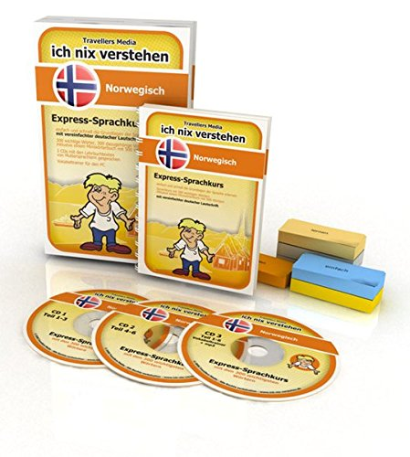 Ich nix verstehen - Norwegisch Express-Sprachkurs: Norwegisch lernen - leicht gemacht!