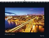 Portugal 2018: Kalender 2018 (KUNTH Wandkalender Black Edition) -