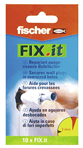 Preisvergleich Produktbild Fischer 92507 Fix it P AD A 10 ST.