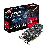 Asus rx560-o2g Radeon RX 5602Go GDDR5Carte vidéo