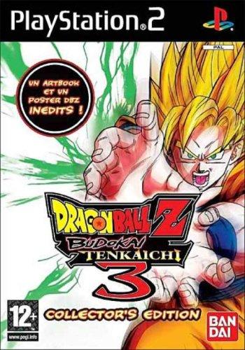 Dragon Ball Z Tenkaichi 3 Collector