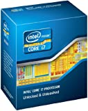 Intel Processeur Core i7 2600K / 3.4 GHz LGA1155 Socket L3 8 Mo Cache Version boîte