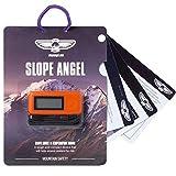 Slope Angel - Angle de Pente et jauge de température pour Le Ski - Sécurité en Montagne