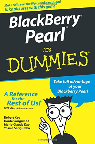 BlackBerry Pearl For Dummies (For Dummies Series)