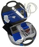 EMS / Tens 2-Kanal Reizstromgerät EMT-4 plus Analsonde PR6 + Klemmen. Medizinprodukt für wirksame Schmerz- und Muskelbehandlung