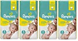 172 Pampers Windeln New Baby DRY Gr. 1, 2-5 KG