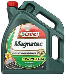 castrol magnatec engine oil 5w 30 a3 b4 5l german label discontinued by manufacturer amazon. Black Bedroom Furniture Sets. Home Design Ideas