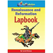 Renaissance & Reformation Lapbook STUDY GUIDE ONLY (English Edition)