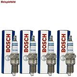 4 Bosch Zündkerzen Set Iridium