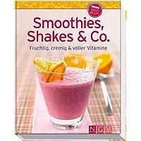 Smoothies, Shakes & Co. (Minikochbuch): Fruchtig, cremig und voller Vitamine (Minikochbuch Relaunch)|Minikochbuch…