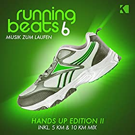 Various Artists-Running Beats 6 - Musik zum Laufen (Hands Up Edition II)