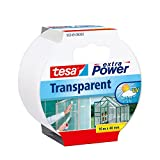 tesa Reparaturband extra Power, transparent, 10m x 48mm