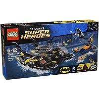 LEGO DC Super Heroes 76034 - Batboat-Verfolgungsjagd im Hafen