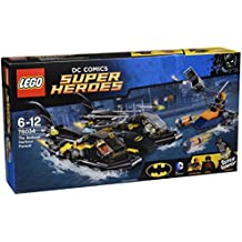 LEGO Super Heroes 76034 - The Batboat Harbor Pursuit