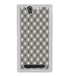 ifasho Designer Phone Back Case Cover Sony Xperia C4 Dual :: Sony Xperia C4 Dual E5333 E5343 E5363 ( Ice Cream Desert Pattern )