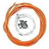 VORCOOL Cable-Bremse, Universal Fahrrad Fahrräder Zubehör Ersatz-Straße (Orange)