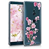 kwmobile TPU Silicone Case for Sony Xperia XZ3 - Crystal