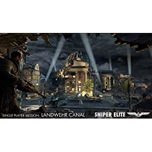 Sniper Elite V2 – The Landwehr Canal DLC Pack [Online Game Code] [Online Steam Code]