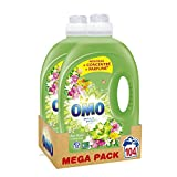 Omo Lessive Liquide Lilas Blanc 104 Lavages (Lot de 2x52 Lavages)