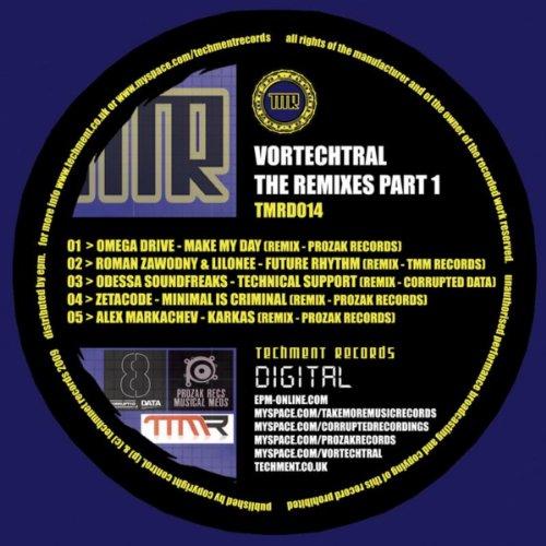 Roman Zawodny & Lilonee Future Rhythm Remixes