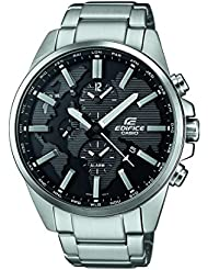 Casio Herren-Armbanduhr Edifice Analog Quarz Edelstahl ETD-300D-1AVUEF