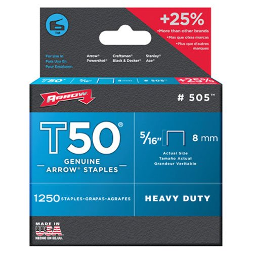 arrow-t50-staples-box-5000-8mm-5-16in