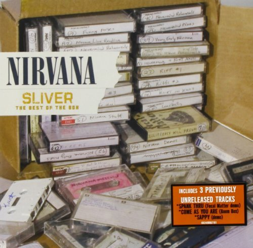 Sliver: The Best Of The Box by Nirvana (2006-08-02)