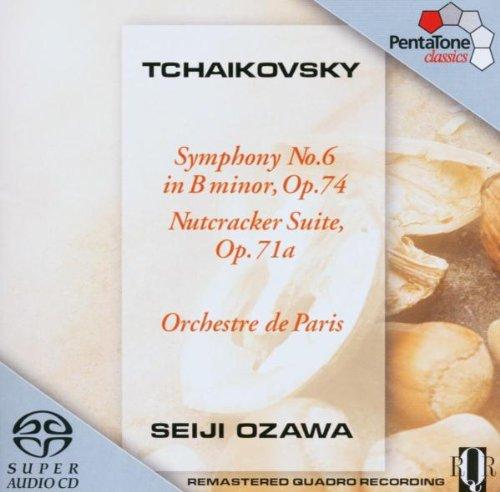 Sinfonie 6/Nussknacker Suite Super Audio