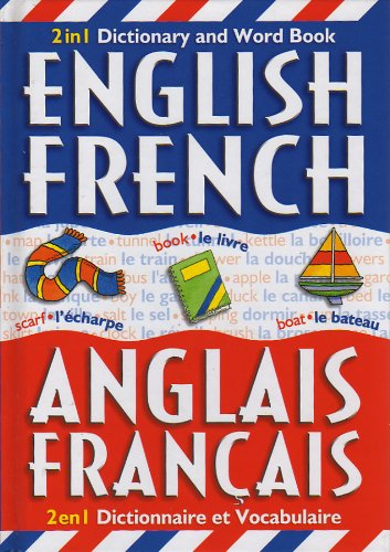 English French Dictionary and Word Book