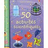 50 ACTIVITES SCIENTIFIQUES
