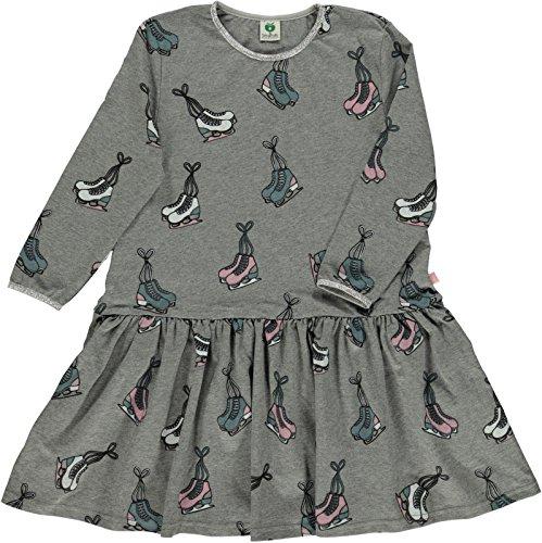 Smafolk Kleid mit Schlittschuh Applikation 11-12 Jahre