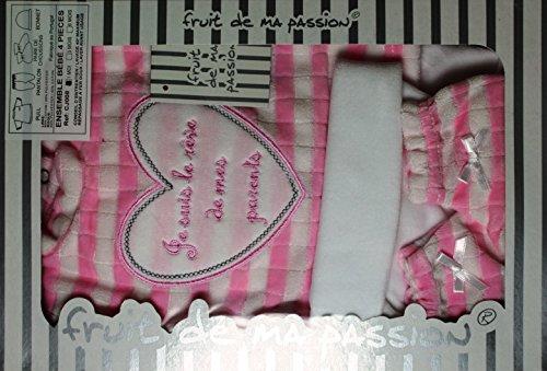 Cofanetto nascita bambino, da 0 a 3 mesi, 4 pezzi, idea regalo per nascita maternità CN4PVL BCRSRY-