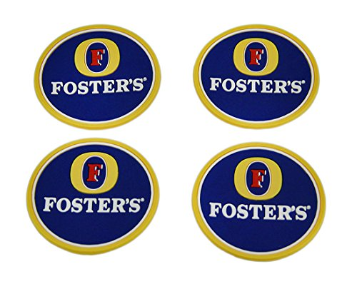 set-of-4-fosters-lager-rubber-coasters-mini-beverage-mats
