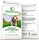 Best Joint Supplement For Dogs - Primary Pets Glucosamine Joint Care for Dogs | Review