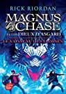 Magnus Chase et les Dieux d'Asgard, tome 3 : Le vaisseau des damnés par Riordan