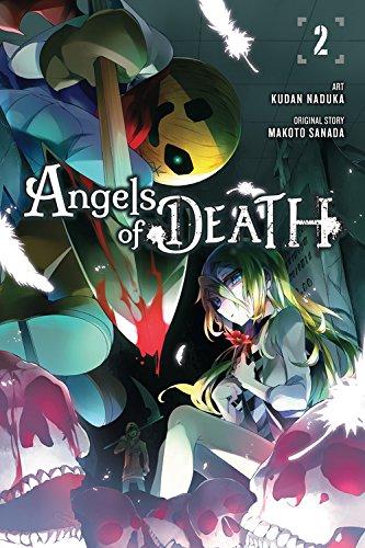 Angels of Death, Vol. 2 (Angels of Death Vol 1) por Kudan Naduka