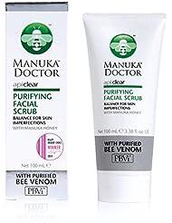 Manuka Doctor ApiClear Purifying Facial Scrub 100 ml