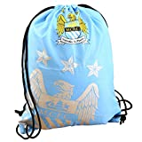 Gift Ideas - Official Manchester City FC Gym Bag - A Great Present For Football Fans