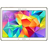 Samsung Galaxy Tab S Tablette tactile 10,5 (16 Go, Android KitKat 4.4, Bluetooth 4.0, Wi-Fi, Blanc)