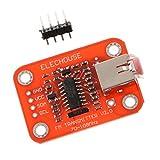 Baoblaze WirelessFM Radio Sender Modul Kit für Arduino/Arm/MCU/Raspberry Pi