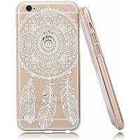 Paisley iPhone 5-5s Henna Caso Posteriore Duro Collettore di Sogno Campanula Tribale Copertura con Libero Protezione dello Schermo & Panno / Casi Copertine e Accessori per Apple iPhone 5-5s by iChoose®