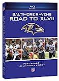 Baltimore Ravens: Road to XLVII [Reino Unido] [Blu-ray]