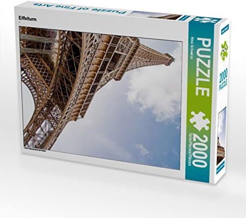 CALVENDO Puzzle Eiffelturm 2000 Teile Teile Teile Lege-Grösse 67 x 90 cm Foto-Puzzle Bild Von Schwarze Nina | Digne  30cfc6