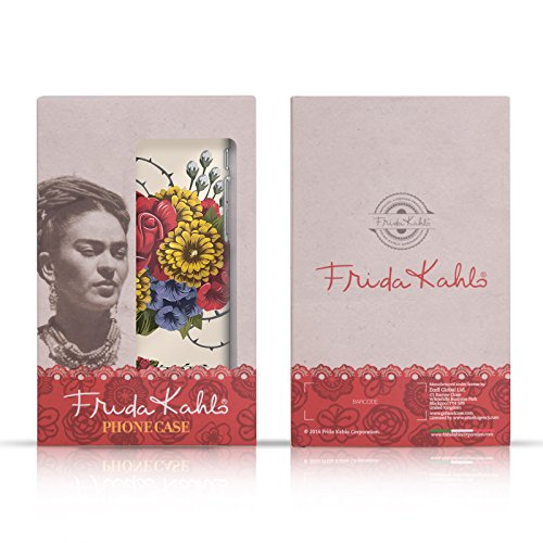 Ufficiale Frida Kahlo Monkey Tropicale Cover Morbida In Gel Per Apple iPhone 6 / 6s Scimmie