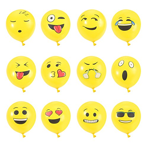 Smiley face giveaways