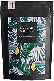 Nordish.Coffee Peruhondas – 1 kg Kaffeebohnen – Premium Kaffee ganze Bohnen - Arabica und Hochland – Bio-Anbau und Fair – Schonend und Frisch in kleinen Mengen nahe Hamburg Geröstet