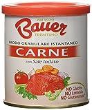Bauer Brodo Granulare Istantaneo Carne 200 gr