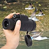 Babimax Teleskope 12X50 Nachtsicht wasserdicht für Vögel Wildlife Camping Wandern Tourismus