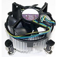 Intel - Refrigerador original para CPU LGA 775 con base de cobre